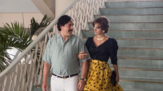 Photo du film Escobar