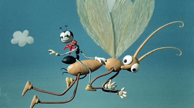 Photo SLIDE pour Ferda la fourmi