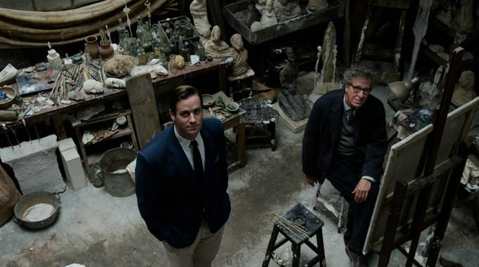 Photo du film Alberto Giacometti, The Final Portrait
