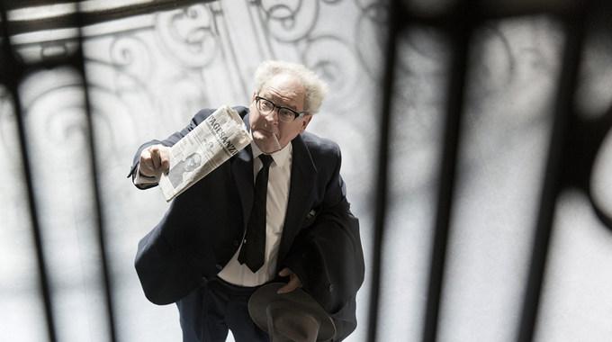 Photo SLIDE pour Fritz Bauer, un h�ros allemand