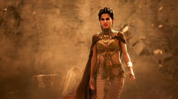 Photo du film Gods of Egypt en 3D