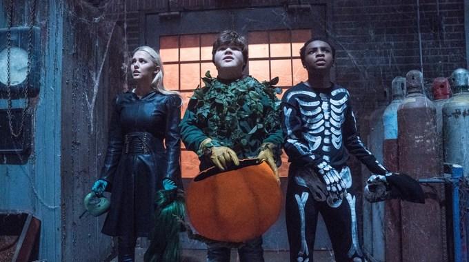 Photo du film Chair de poule 2 : Les Fantômes d'Halloween