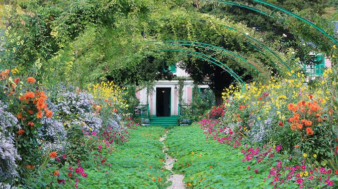 Photo du film Moi, Claude Monet