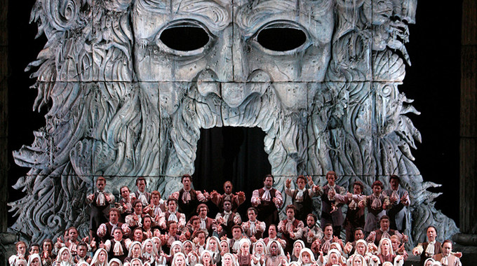 Photo 1 pour Idomeneo (Met-Pathé Live)