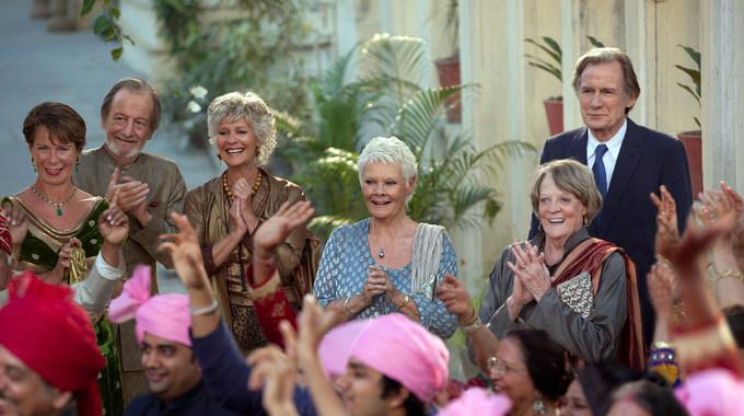 Photo SLIDE pour INDIAN PALACE - SUITE ROYALE