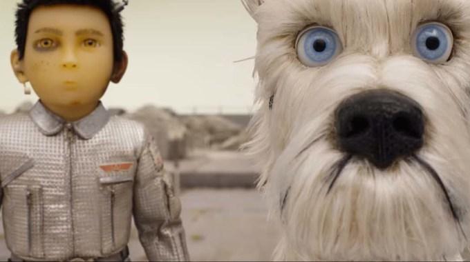 Photo du film L'Île aux chiens