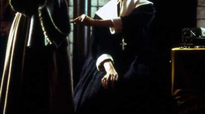 Photo du film LA JEUNE FILLE A LA PERLE