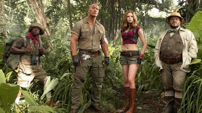 Photo du film Jumanji : Bienvenue dans la jungle