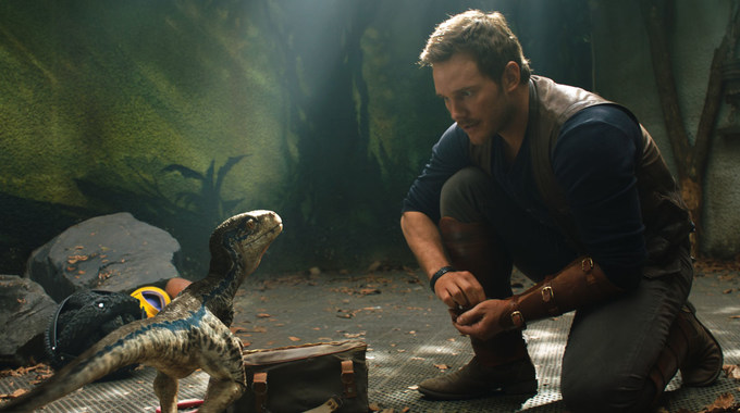 Photo du film Jurassic World: Fallen Kingdom en 3D - Son Dolby Atmos