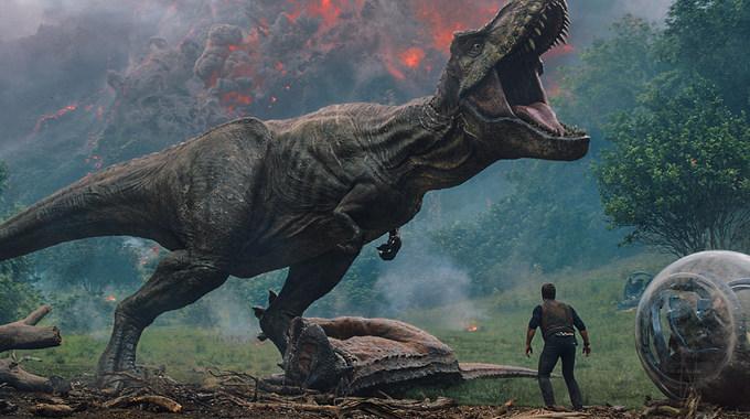 Photo du film Jurassic World: Fallen Kingdom - Son Dolby Atmos