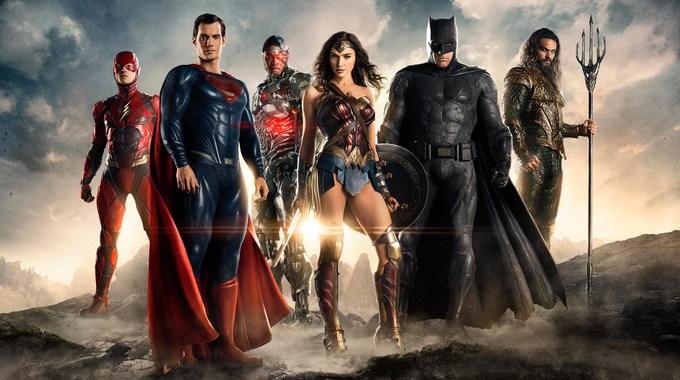 Photo du film Justice League