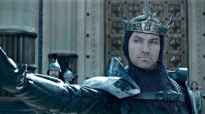 Photo du film Le Roi Arthur: La Légende d'Excalibur en 3D
