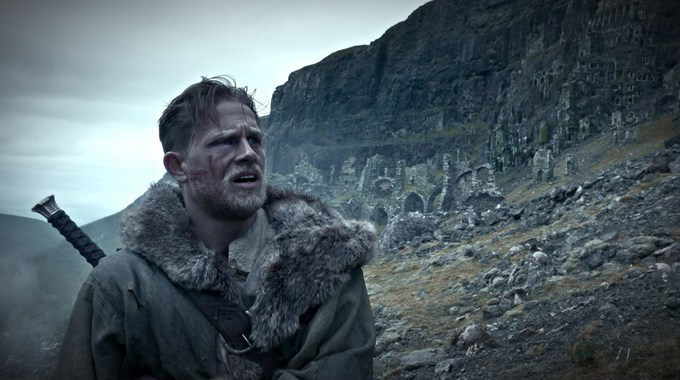 Photo SLIDE pour Le Roi Arthur: La Légende d'Excalibur en 3D