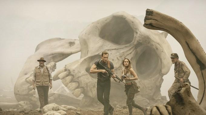 Photo 1 pour Kong: Skull Island en 3D