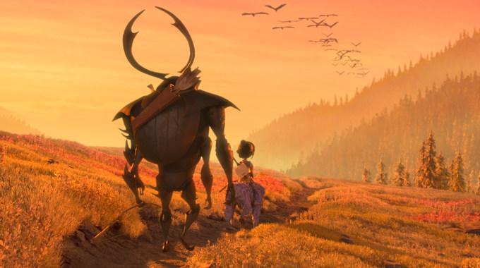 Photo du film Kubo et l'armure magique