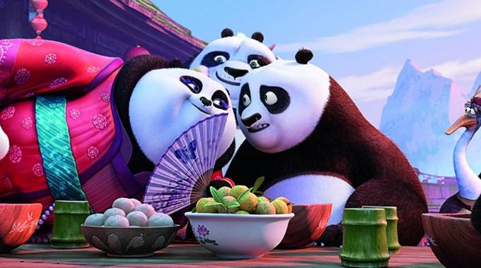 Photo du film Kung Fu Panda 3