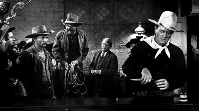 Photo du film L'Homme qui tua Liberty Valance
