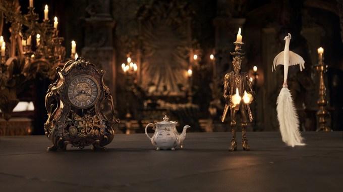 Photo SLIDE pour La Belle et la Bête en 3D