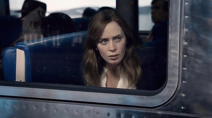 Photo SLIDE pour La Fille du train