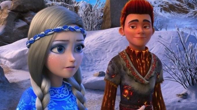 Photo du film La Princesse des glaces - l'aventure de l'Etoile du Nord !