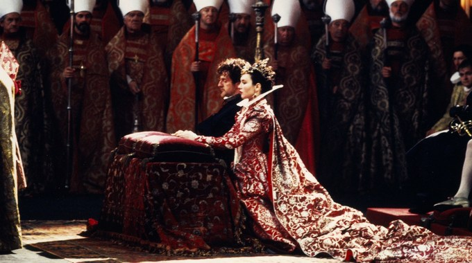 Photo SLIDE pour La Reine Margot