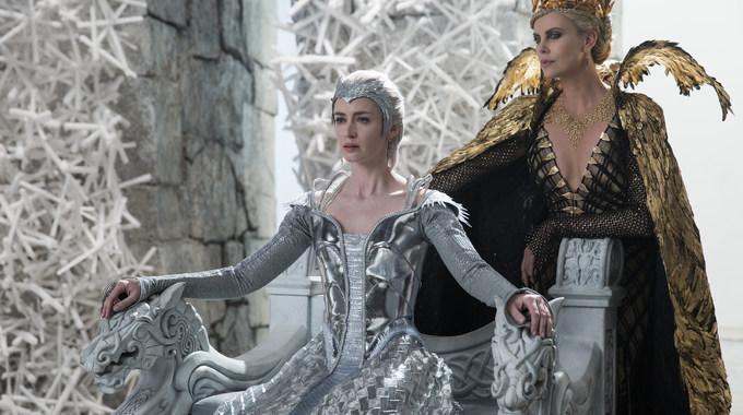 Photo du film Le Chasseur et la reine des glaces en 3D