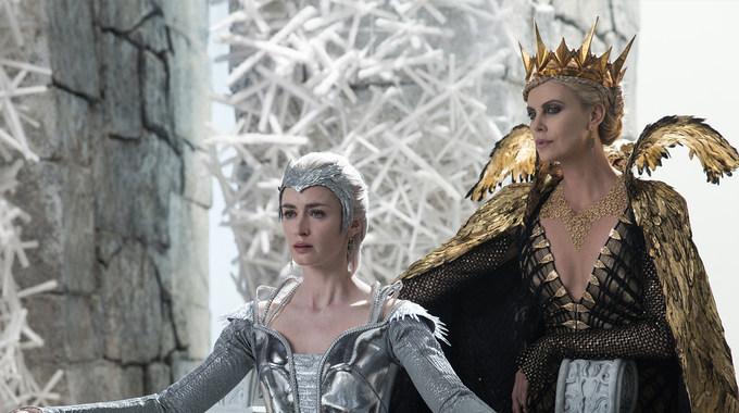 Photo SLIDE pour Le Chasseur et la reine des glaces