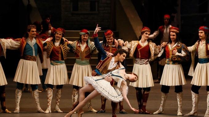 Photo du film Le Corsaire (Bolchoï-Pathé Live)