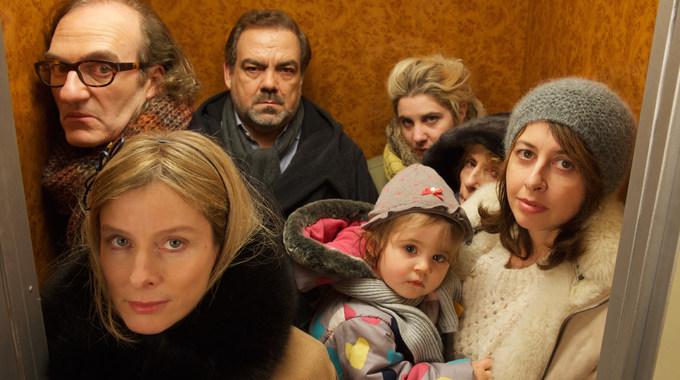 Photo du film LE GRAND PARTAGE