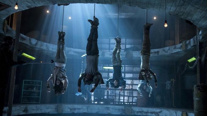 Photo du film LE LABYRINTHE : LA TERRE BRULEE