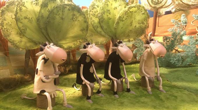 Photo du film Le Quatuor à cornes