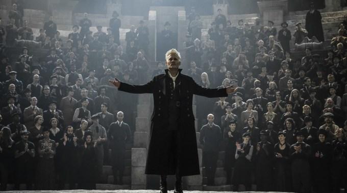 Photo du film Les Animaux fantastiques : Les crimes de Grindelwald en 3D