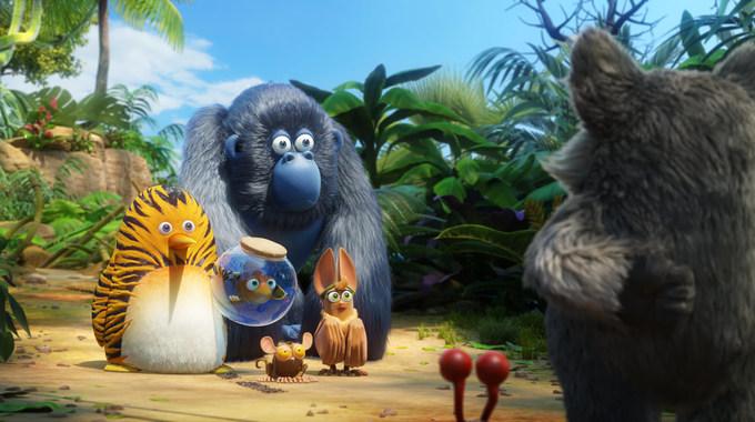 Photo du film Les As de la Jungle
