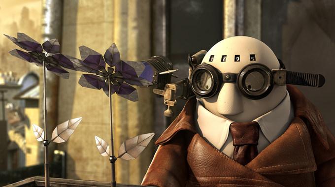 Photo du film Les Fantastiques livres volants de M. Morris Lessmore