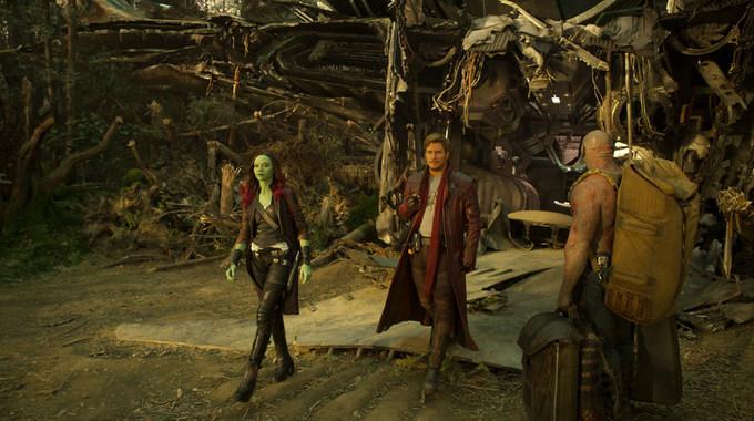 Photo SLIDE pour Les Gardiens de la Galaxie 2