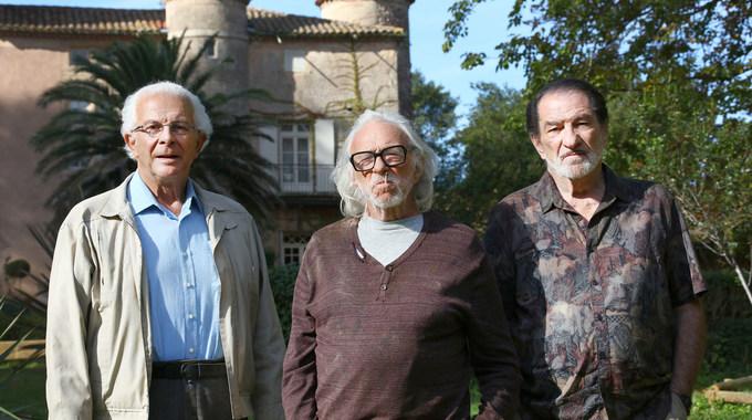 Photo du film Les Vieux fourneaux