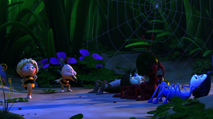 Photo du film Maya l'abeille 2 - Les jeux du miel