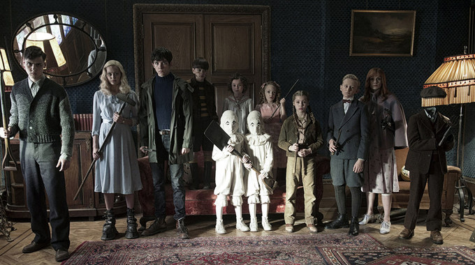Photo SLIDE pour Miss Peregrine et les enfants particuliers