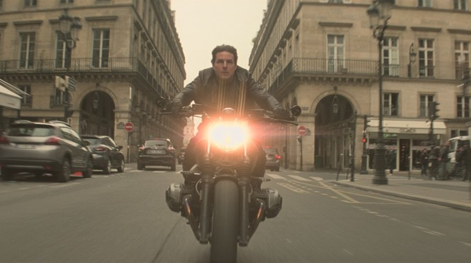 Photo du film Mission Impossible - Fallout - Son Dolby Atmos