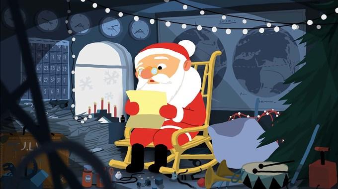 Photo du film Myrtille et la lettre au Père Noël