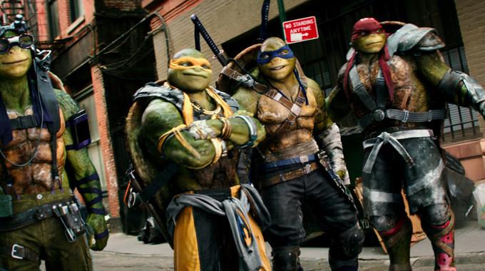 Photo 1 pour Ninja Turtles 2 en 3D