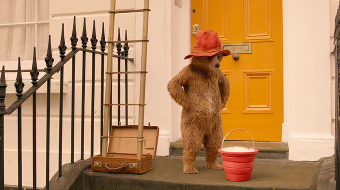 Photo SLIDE pour Paddington 2