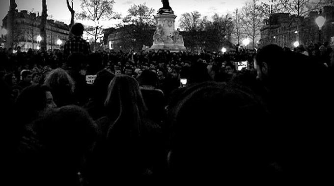 Photo 1 pour Paris est une fête - un film en 18 vagues
