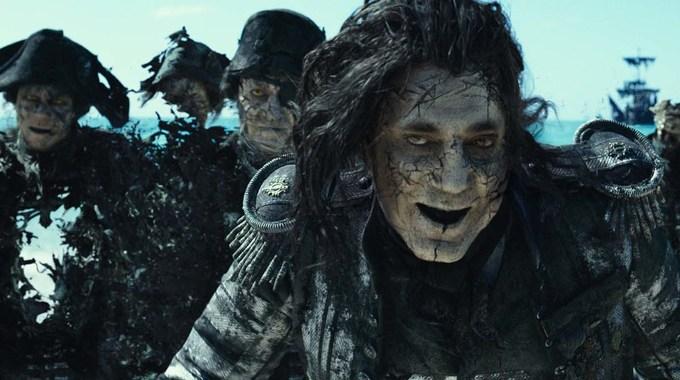 Photo du film Pirates des Caraïbes : la Vengeance de Salazar - Son Dolby Atmos