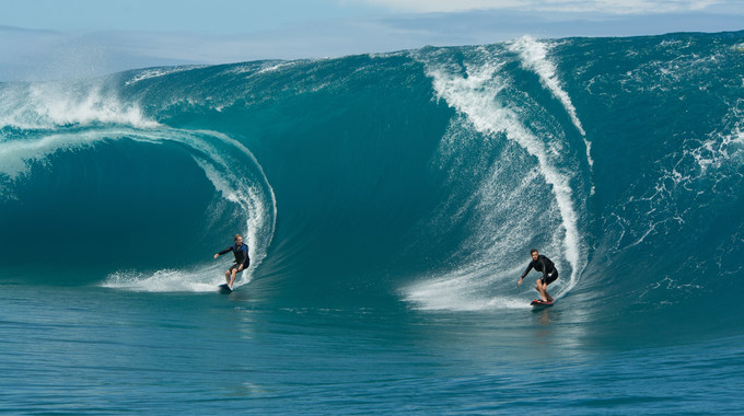 Photo du film POINT BREAK EN 3D