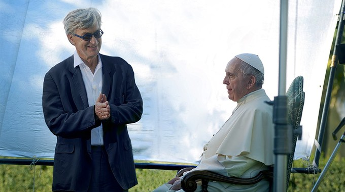 Photo du film Le Pape François - Un homme de parole