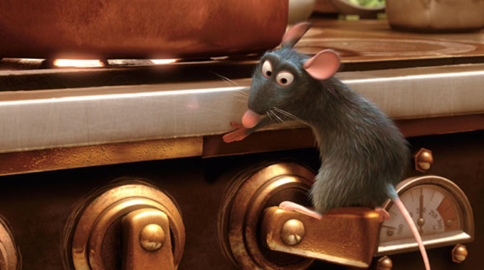 Photo du film RATATOUILLE