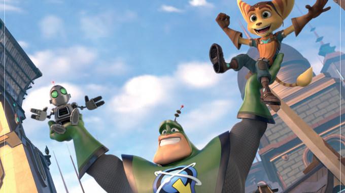 Photo du film Ratchet et Clank