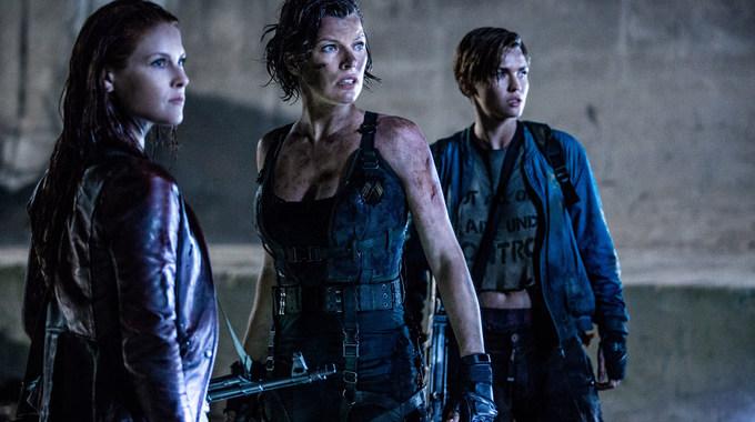 Photo 1 pour Resident Evil : Chapitre Final