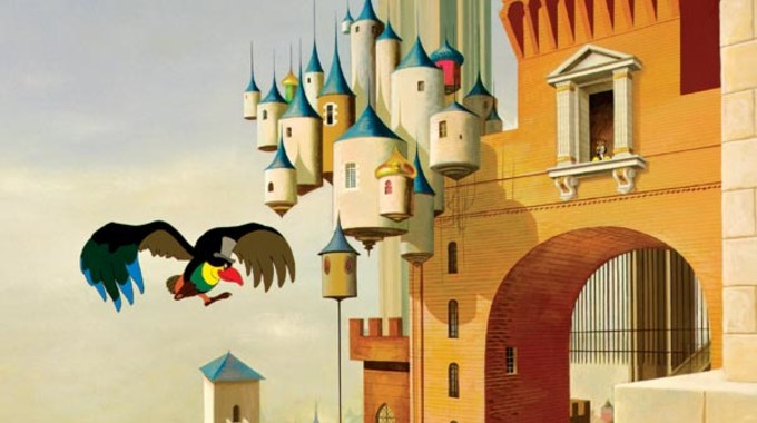 Photo du film Le Roi et l'oiseau